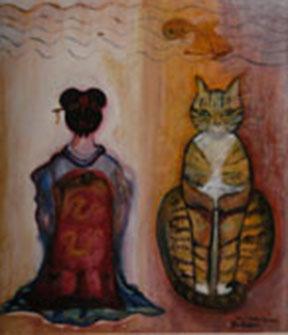 Meditatie Geisha